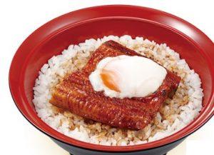 すき家「うなたま丼」2019年4月17日