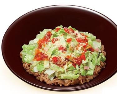 すき家の辛口トマレタ牛丼2019年5月29日